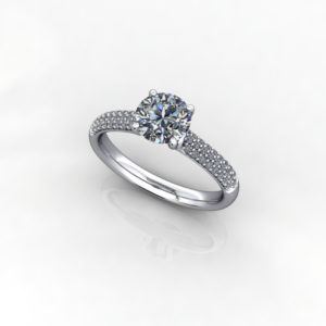 diamond wedding and engagement rings